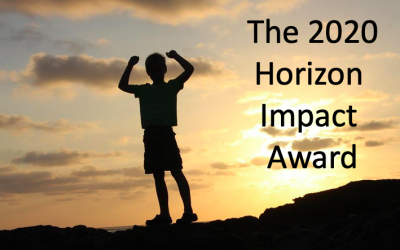 The 2020 Horizon Impact Award