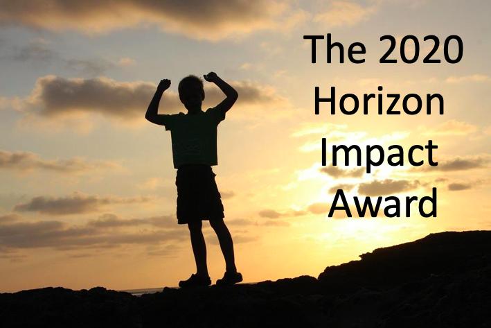 The 2020 Horizon Impact Award